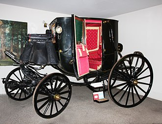 Brewster & Co. - 1831 Landau for President Andrew Jackson