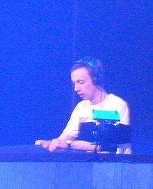Rayel at A State Of Trance 600, April 2013