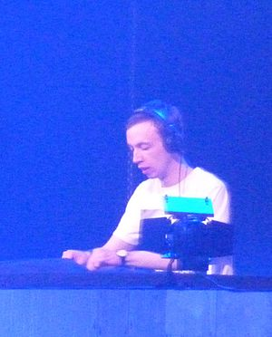 Andrew Rayel - Rayel at A State Of Trance 600, April 2013