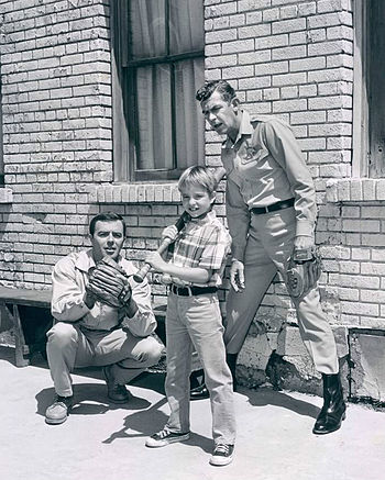Publicity photo from the television program Ma...