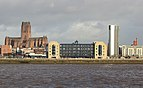 Anglican Cathedral and The Keel from the Mersey.jpg