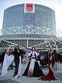 Anime Expo 2011 - outside the south hall (5917942432).jpg