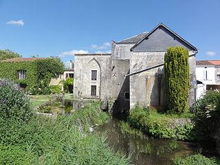 Annepont Commune in Nouvelle-Aquitaine, France