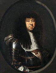 Portret króla Michała Korybuta Wiśniowieckiego