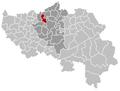 Ans Liège Belgium Map.png