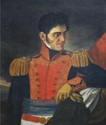 Antonio López de Santa Anna, siglo XIX, óleo sobre tela.png