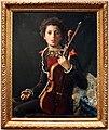 Antonio mancini, ritratto di luigi gianchetti con un violino in mano, 1878.JPG