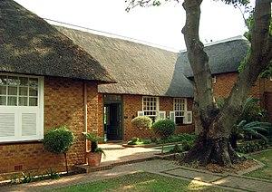 Anton van Wouw - Anton van Wouw House, Pretoria