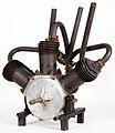 Anzani 3-cylinder fan engine cropped 2 Museo scienza e tecnologia Milano.jpg