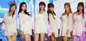 Apink at Korea Sale Festa Opening Ceremony, 30 September 2016.png