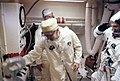 Apollo 11 Aldrin in White Room.jpg