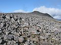 Approaching the Summit of Schiehallion across the Boulder Field - geograph.org.uk - 1498772.jpg
