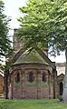 Apse at east end of St George's Church, Thornton Hough.jpg