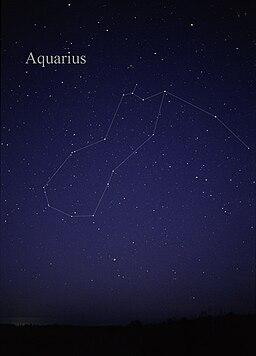 aquarius (constellation) wikipedia