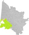 Arès (Gironde) dans son Arrondissement.png