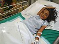 Aradhana Panigrahi in Kalinga Hospital.jpg