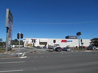 Arana Hills, Queensland - Arana Hills Plaza, 2013