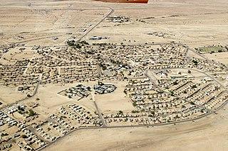 Arandis, Namibia Place in Erongo Region, Namibia
