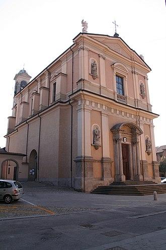 Arcene - Church of Saint Michael