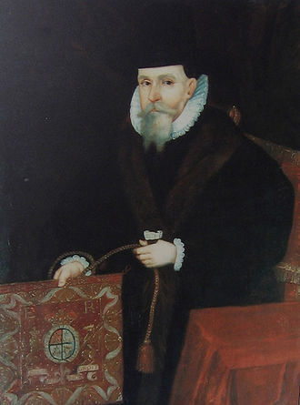 Adam Loftus (bishop) - Image: Archbishop Loftus