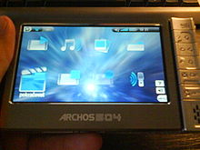 DRIVERS FOR ARCHOS 504 MP4