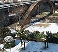 Arco de Ladrillo nevado (Valladolid).jpg