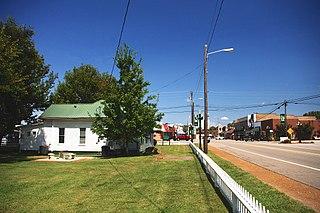 Ardmore, Alabama Town in Alabama, United States
