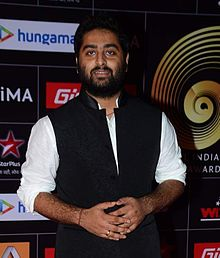 Arijit 5th GiMA Awards.jpg