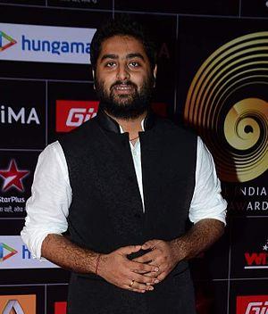 Judaai (song) - Image: Arijit 5th Gi MA Awards