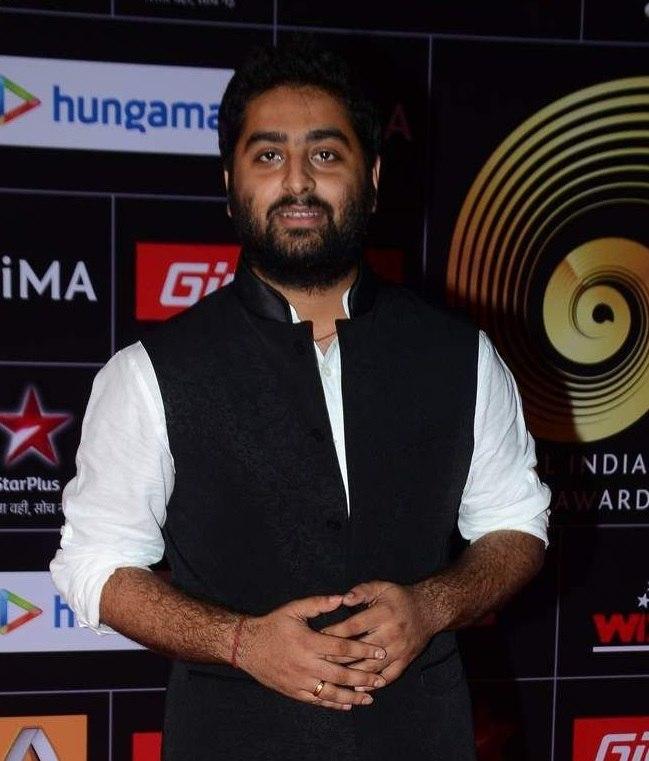 Arijit 5th GiMA Awards