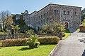 Arnoldstein Klosterweg Ruine des Benediktinerklosters W-Ansicht 05102016 4709.jpg