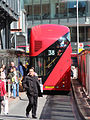 Arriva London bus LT5 (LT12 EHT), route 38, 20 April 2013 (2) uncropped.jpg