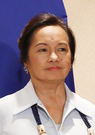 Speaker of the House of Representatives of the Philippines - Image: Arroyo with Xi and Sotto (cropped)