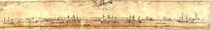 Rochefort, Charente-Maritime - Image: Arsenal De Rochefort 1690