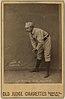 Art Whitney, New York Giants, baseball card portrait LCCN2007683758.jpg