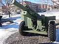 Artillery at Canadian Forces Logistics Museum 05.jpg