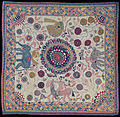 Artist, maker unknown, Bengali - Kantha (Embroidered Quilt) - Google Art Project.jpg