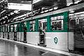 Arts et Métiers métro, Paris November 2014 001.jpg