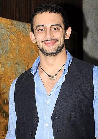 Arunoday Singh - Singh at Jism 2 premiere in 2012