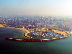 Skyline of Ashdod