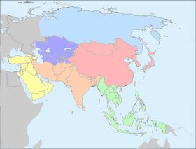 AnexoLagos de Asia  Wikipedia la enciclopedia libre