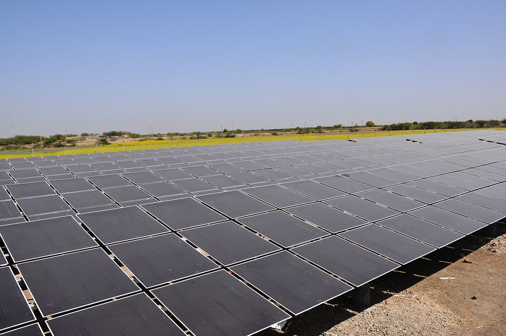 India Providing Big Incentives to Domestic Solar Businesses To Increase Energy Self-Reliance