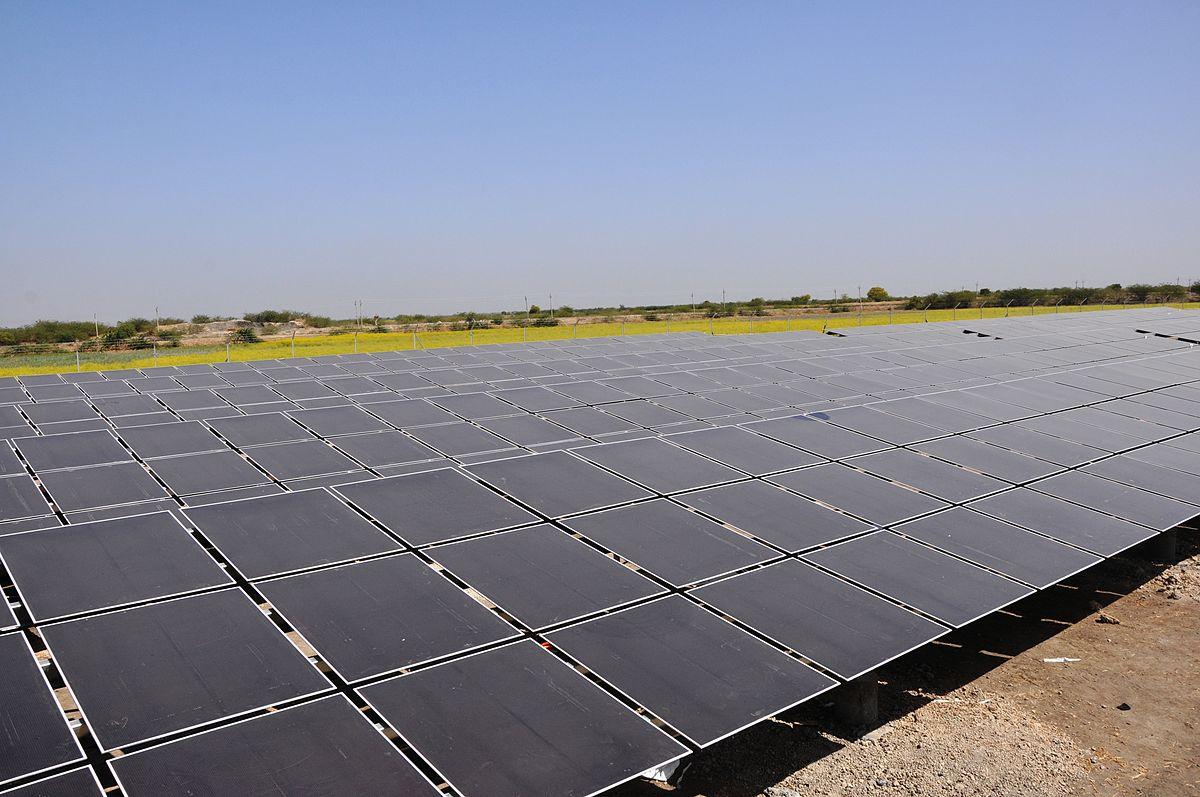 Solar Power In Gujarat Wikipedia