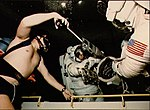 Astronauts participate in dry run of STS 51-D EVA.jpg