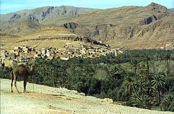 View of Boumalne Dades
