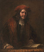 Attributed to Rembrandt van Rijn - The Man with the Red Cap - Google Art Project.jpg