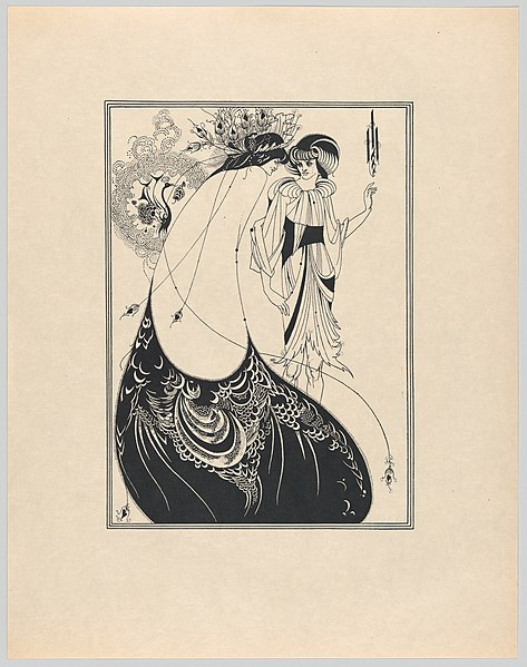 File:Aubrey Beardsley's Illustrations to Salome by Oscar Wilde MET DP863675.jpg
