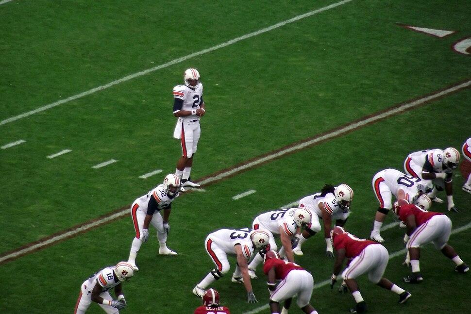 Auburn offense 2010-11-26