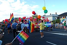 Decriminalization of homosexuality in new zealand