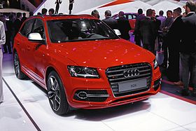 Audi Q5 — Wikipédia
